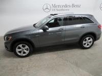 Grey 2018 Mercedes-Benz GLC GLC 300 4MATIC 4MATIC