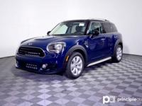 CERTIFIED PREOWNED!! This 2018 MINI Countryman was a