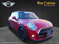 2018 Executive Demonstrator!  Enjoy a New MINI with