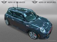 CARFAX 1-Owner, MINI Certified, LOW MILES - 5,743! FUEL