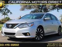 2018 Nissan Altima 2.5 SV THIS CAR COMES WITH