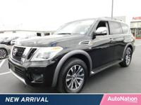 This 2018 Nissan Armada SL is proudly offered by