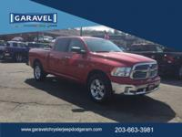 2018 Ram 1500 Big Horn! Flame Red Clearcoat w/ Diesel