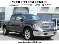 CARFAX One-Owner. Clean CARFAX. 2018 Ram 1500 Laramie