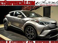 Boasts 31 Highway MPG and 27 City MPG! This Toyota C-HR