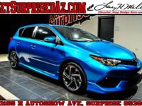 Check out this versatile 2018 Toyota Corolla iM BASE.
