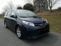 Scores 27 Highway MPG and 19 City MPG! This Toyota