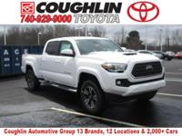 2018 Toyota Tacoma TRD Sport 6-Speed Automatic Super