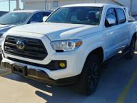 Looking for a clean, well-cared for 2018 Toyota Tacoma?