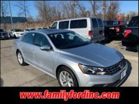 This 2018 Volkswagen Passat 2.0T SE is proudly offered