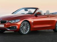 Boasts 34 Highway MPG and 24 City MPG! This BMW 4