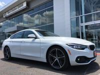 Alpine 2019 BMW 4 Series 430i Gran Coupe RWD 8-Speed
