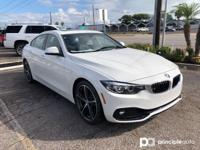 This outstanding example of a 2019 BMW 4 Series 430i is
