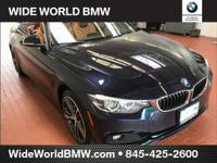Imperial Blue Metallic 2019 BMW 4 Series 430i xDrive