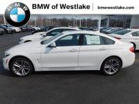 BMW 430i xDrive Gran Coupe equipped with Sport Line,