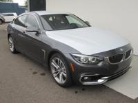 2019 BMW 4 Series 440i xDrive Gran Coupe Mineral Gray