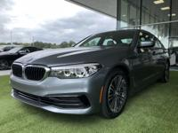 We are excited to offer this 2019 BMW 5 Series. Today's
