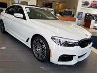 2019 BMW 5 Series 530i 24/34 City/Highway MPG The