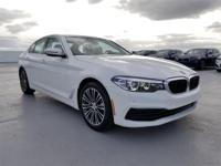 2019 BMW 5 Series 530i 24/34 City/Highway MPG  Options: