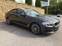 2019 BMW 5 Series 530i xDrive Dark Graphite Metallic