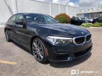 This outstanding example of a 2019 BMW 5 Series 540i is