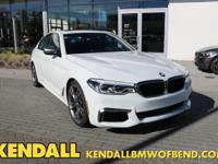 You can find this 2019 BMW 5 Series M550i xDrive and
