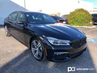 This 2019 BMW 7 Series 750i is proudly offered by BMW