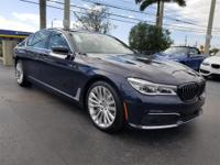 2019 BMW 7 Series 750i  Options:  Wheels: 19 X 8.5