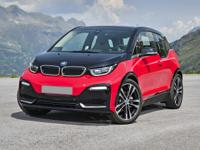Red 2019 BMW i3 120Ah RWD Single-Speed Automatic