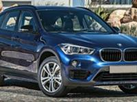 This BMW X1 has a powerful Intercooled Turbo Premium