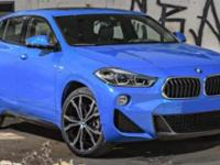 This BMW X2 has a dependable Intercooled Turbo Premium
