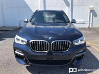 This 2019 BMW X3 M40i is proudly offered by BMW of