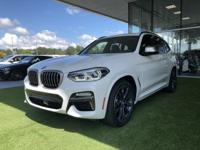 We are excited to offer this 2019 BMW X3. Want more