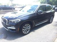 This 2019 BMW X3 sDrive30i will sell fast! This X3 has