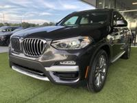 We are excited to offer this 2019 BMW X3. This SUV