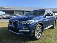 We are excited to offer this 2019 BMW X3. This BMW