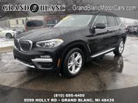 Stunning 2019 BMW X3 - AWD with 4,661 miles om it!!