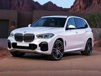 Mineral White Metallic 2019 BMW X5 xDrive40i AWD