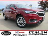 Quartz 2019 Buick Enclave Premium Group AWD 9-Speed