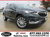 Dark Slate Metallic 2019 Buick Enclave Premium Group