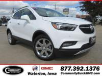 black carbon metallic 2019 Buick Encore Essence FWD