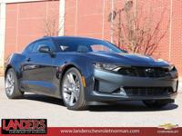 Shadow Gray Metallic 2019 Chevrolet Camaro 1LT RWD