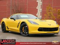 Corvette Racing Yellow Tintcoat 2019 Chevrolet Corvette