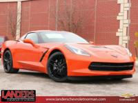Sebring Orange Tintcoat 2019 Chevrolet Corvette