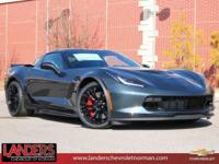 Shadow Gray Metallic 2019 Chevrolet Corvette Z06 1LZ
