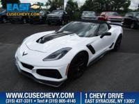DEALER DEMO!! This Chevrolet Corvette boasts a Gas V8