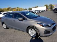 Take the wheel and get going with the 2019 Chevrolet