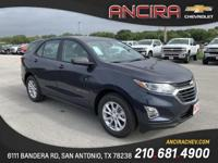 This new Chevrolet Equinox LS is now for sale in San
