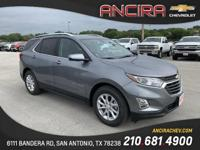 This new Chevrolet Equinox LT w/3LT is now for sale in