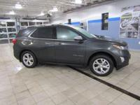 2019 Chevrolet Equinox Premier AWD 6-Speed Automatic